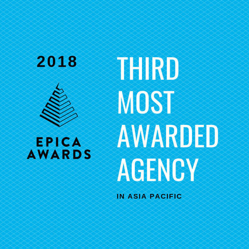 Thirds Most Awarded Agency