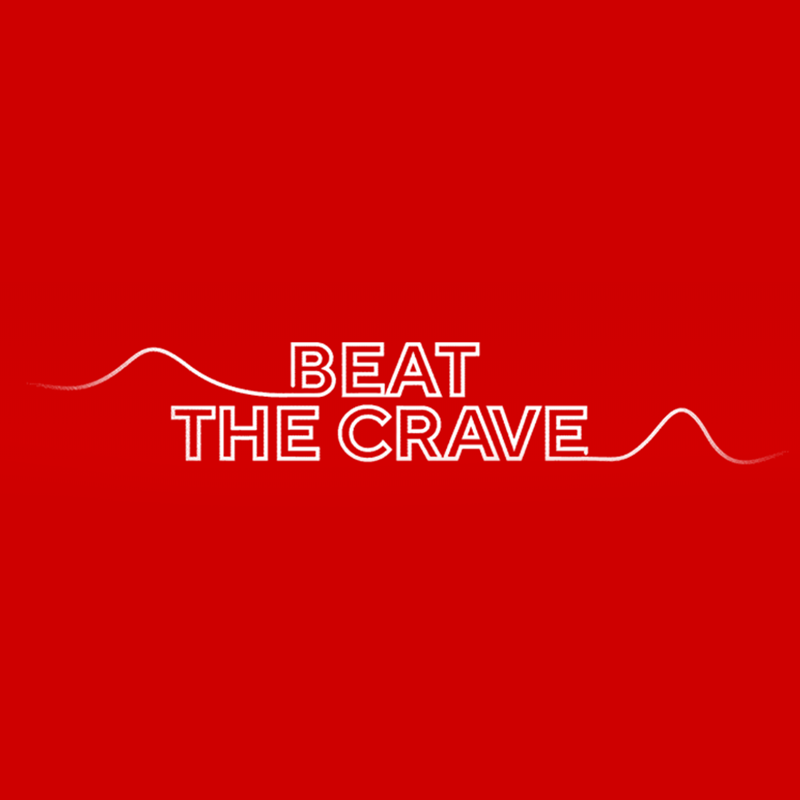 Digital Communication Strategy For Beat The Crave campaign